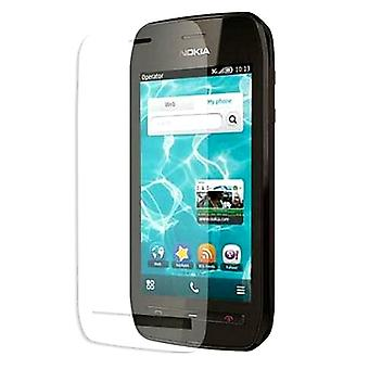 Display screen protection film for mobile Nokia 603 / N603