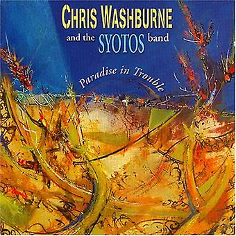 Chris Washburne & Syotos Band - Paradise in Trouble [CD] USA import
