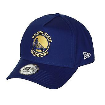 Nieuw tijdperk NBA-Team eenkadervoortranspa 2 Snapback Cap ~ Golden State Warriors