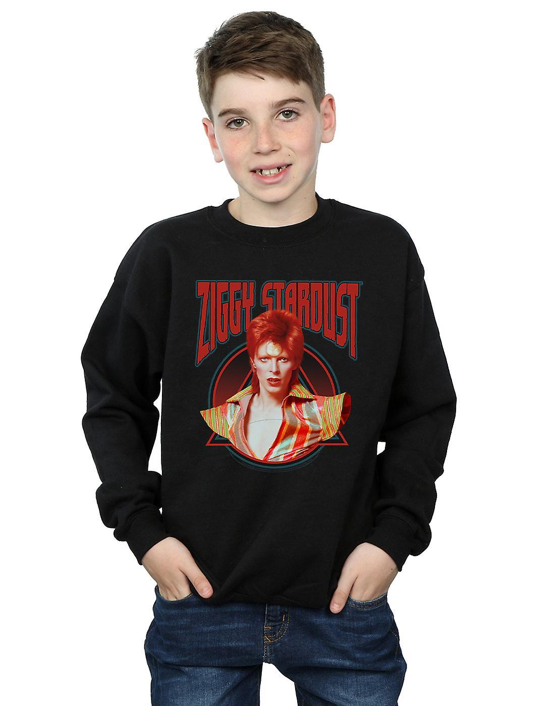 David Bowie Boys Ziggy Stardust Sweatshirt