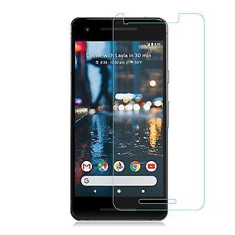 Google Pixel 2 Härdat Glas Skärmskydd Retail Förpackning
