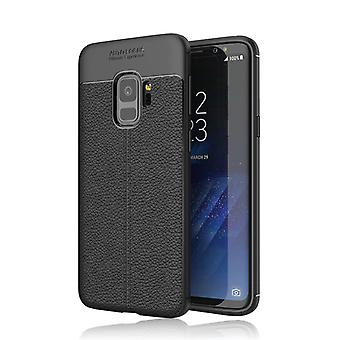 Black Soft Case for Samsung Galaxy S9+