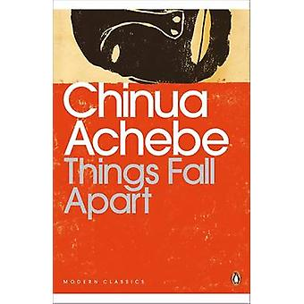 Things Fall Apart by Chinua Achebe - 9780141023380 Book