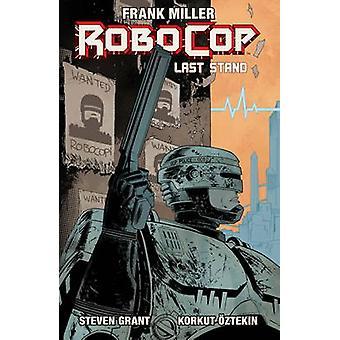 Robocop - Pt. 1 - v. 2 - sista Stand delen av Juan Jose Ryp - Frank Mille
