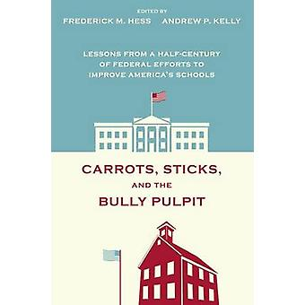 Carrots - Sticks and the Bully Pulpit - Lessons from a Half-century of