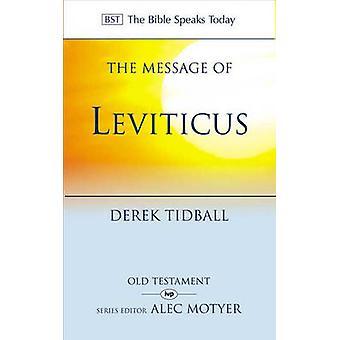 Mooseksen - ilmainen on pyhä viesti mennessä Derek Tidball - 978184474069