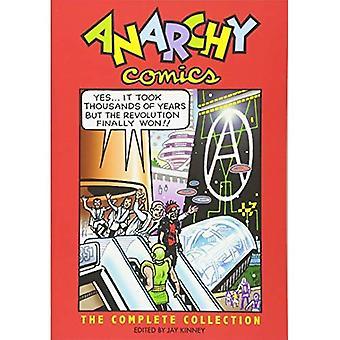 Anarki Comics