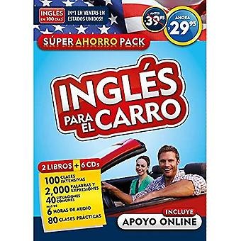 Ingles Para El Carro - Audiopack (2 Paperback Books  6cds) / English in the Car -- Ahorropack (Ingles En 100...