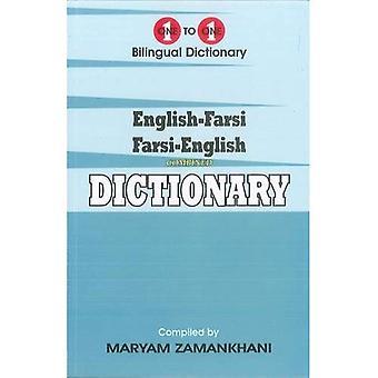 Nederlands-Farsi & Farsi-Engels (Perzisch) One-to-One woordenboek. Script & Roman (examen-geschikt)