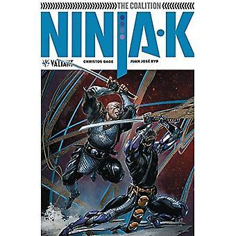Ninja-K Volume 2: The Coalition