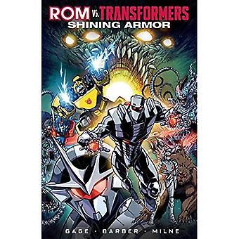 Rom vs. The Transformers: glanzend pantser