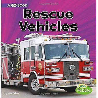 Rescue Vehicles: A 4D Book� (Transportation)