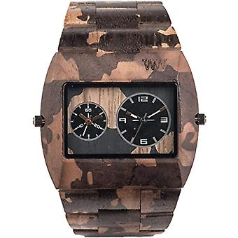 WEWOOD Analog quartz men with wooden Strap WW40004