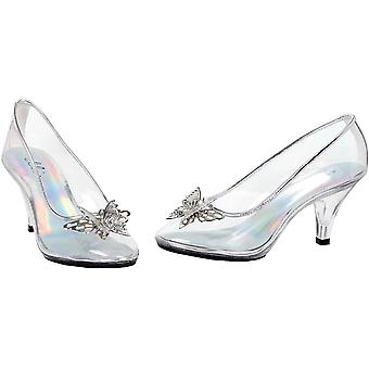 Shoes Glass Slipper Sz 9