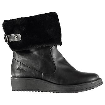 Blowfish Womens Clairey Ankle Boots