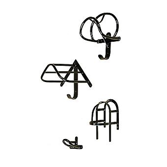 Stubbs Harness Rack Set (Set Of 4)