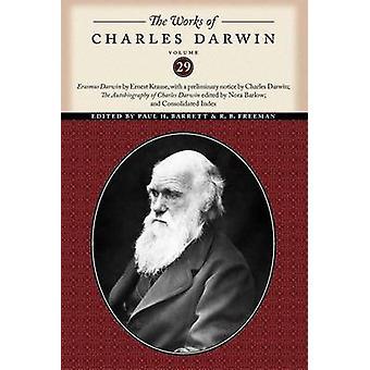 Las obras de Charles Darwin volumen 29 por Darwin y Charles