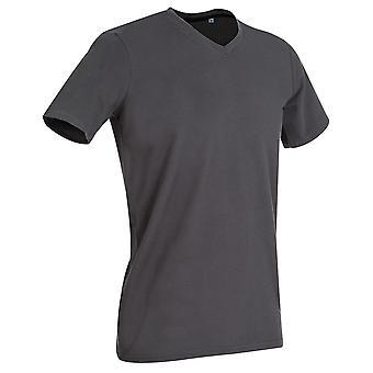 Stars By Stedman Mens Clive V Neck Short Sleeve T-Shirt