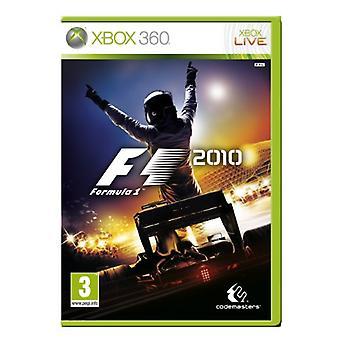Formel 1 2010 (Xbox 360)-ny