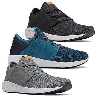 New Balance Mens Cruz v2 Knit Chaussures de course