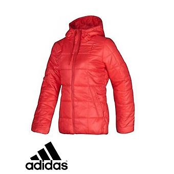 Adidas Ladies J P Entry Hooded Winter Jacket Padded W53275