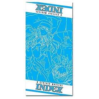 Towel - Certain Magical Index - New Index & Misaka Beach/Bath Licensed ge58035