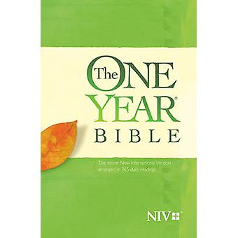 One Year Bible-NIV by Tyndale House Publishers - 9781414359915 Book