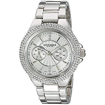 XXIV Akribos relógio-feminino..--AK789SS