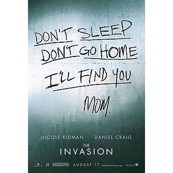 The Invasion (Single Sided Advance) Original Cinema Poster