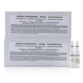 Ampullitiivisteet Korjaus Oxygen Plus (salongin koko) - 24x2ml /0.06oz