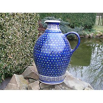 XXL jug over 40 cm tall, single piece, bargain, remaining post, 2nd choice tradition 16