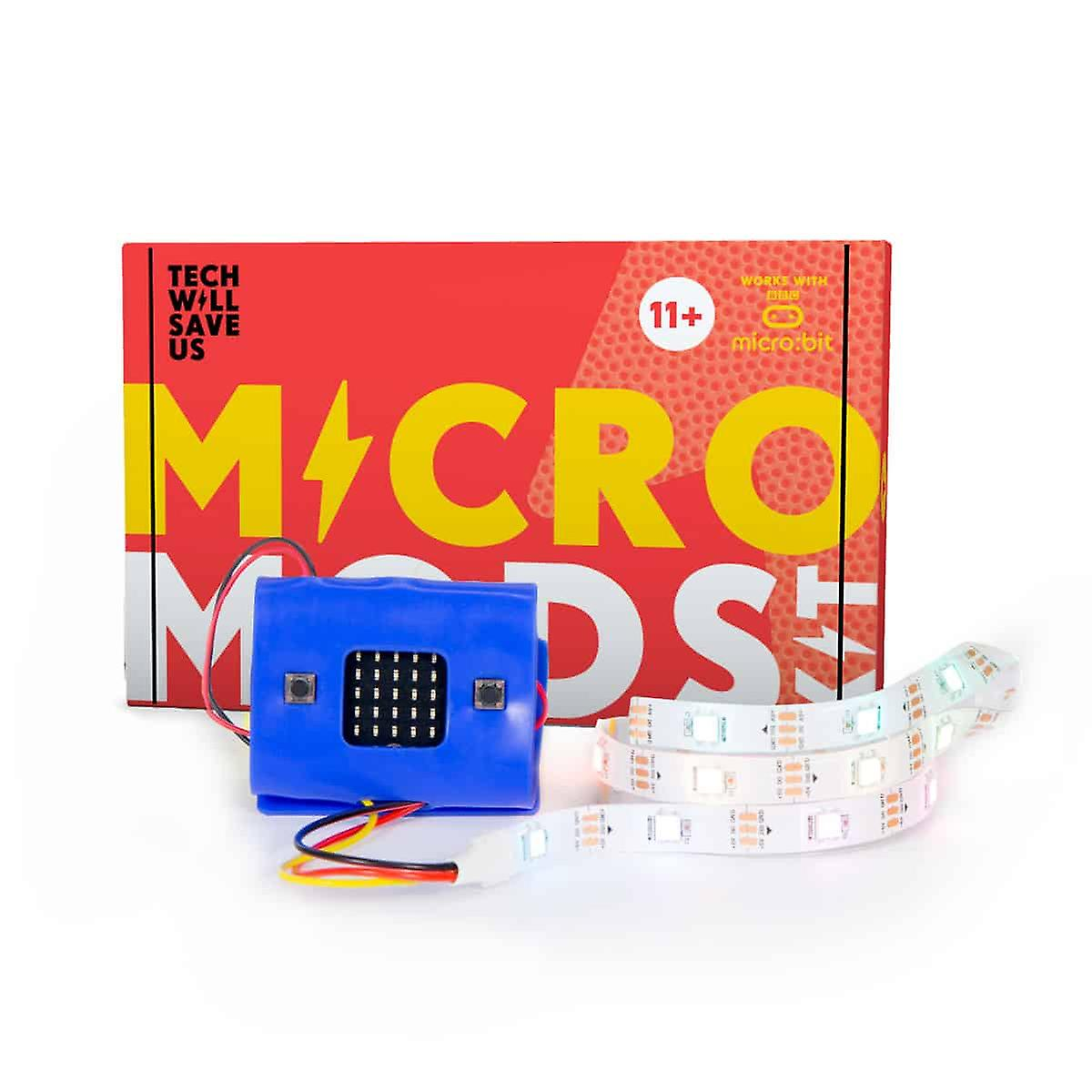 Tech Will Save Us Micro:mods Education 6 Pack | For Teachers, Workshops and Schools