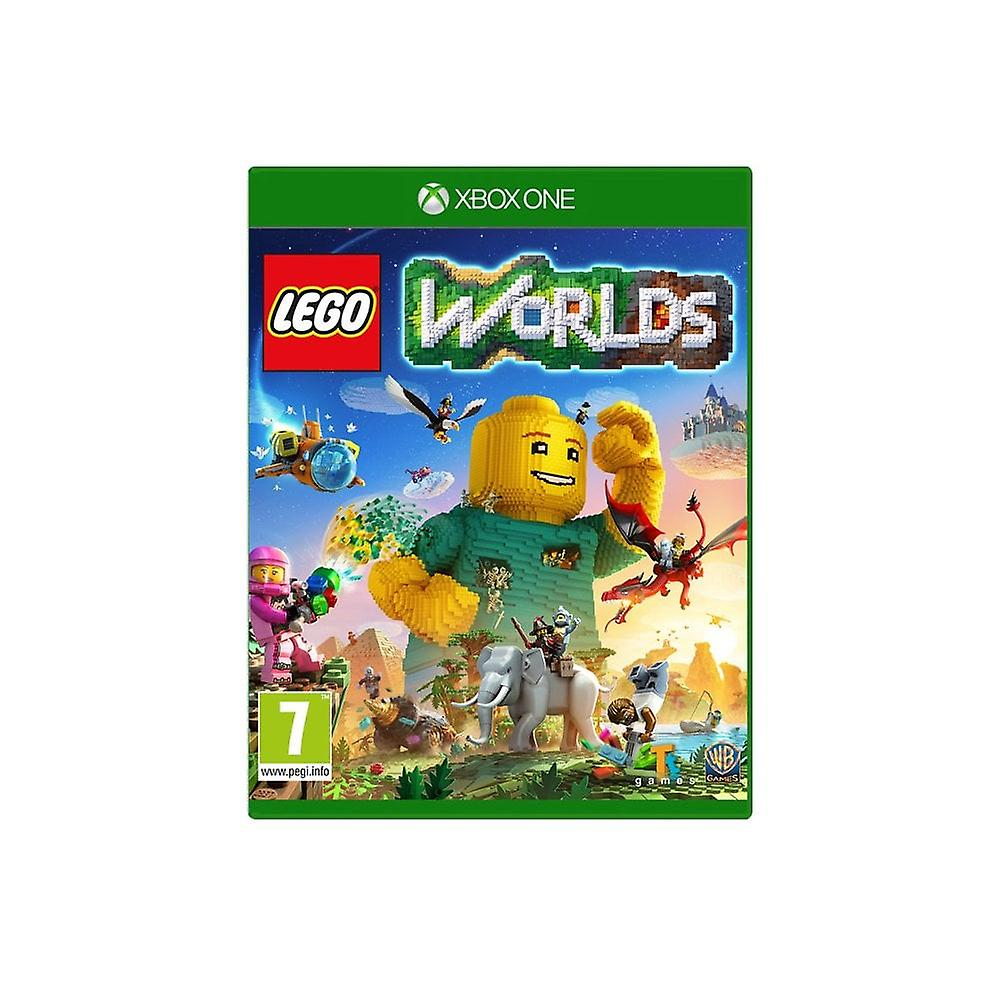 LEGO Games LEGO Worlds Xbox One