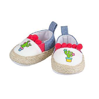 Chaussures poupées Espadrilles, 38-45 cm