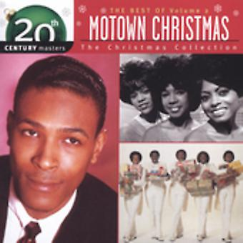 Motown Christmas - Vol. 2-Best of Motown Christmas [CD] USA import
