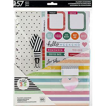 Happy Planner Big Accessories 157/Pkg-Life Is Lovely