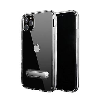TPU Case with phone rack + 2pcs screen protection iPhone 11