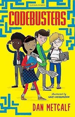 Codebusters by Dan Metcalf