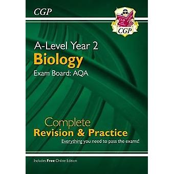 New ALevel Biology AQA Year 2 Complete Revision  Practice