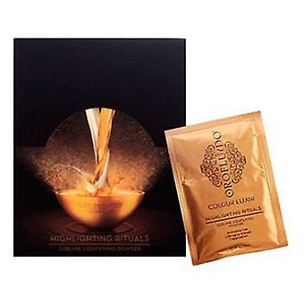 Orofluido Liquid Gold Sublime Lightening Powder 8 x 40 Gr (Hair care , Moisturizing oils)