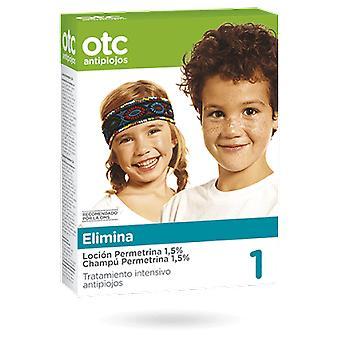 Otc Antipiojos Permethrin Otc Flea Pack (Lotion + Shampoo)