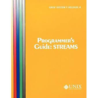 Unix System V Release 4 Programmers Guide Streams Uniprocessor Version by UNIX System Laboratories