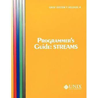 UNIX System V Release 4 programmeurs begeleiden Streams Uniprocessor versie van UNIX System Laboratories