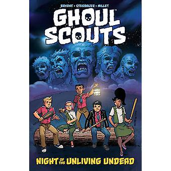 Ghoul Scouts Night of the Unliving Undead door Steve Bryant