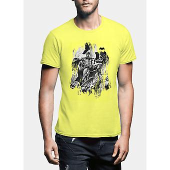T-shirt Batman nero