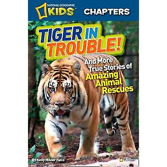 National Geographic Kids Chapters Tiger in Trouble par Kelly Milner Halls