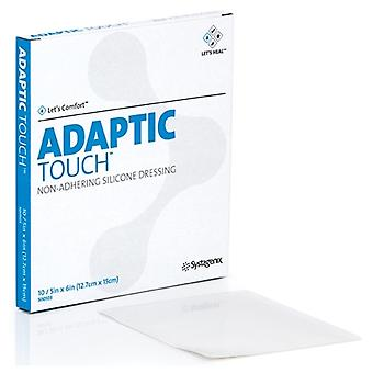ADAPTIC TOUCH NIET ADH 12.7X15CM TCH503 10