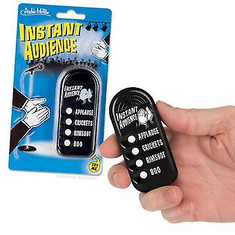 Character Goods - Archie McPhee - Button - Instant Audience - 12404