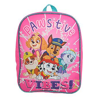 Paw Patrol Pawsitive Vibes Basic Rucsac roz