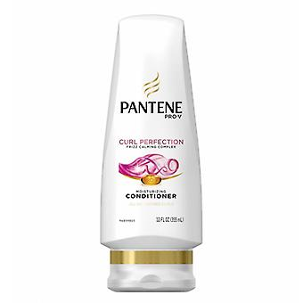 Pantene pro-v curly hair series dry to moisturized conditioner, 12 oz
